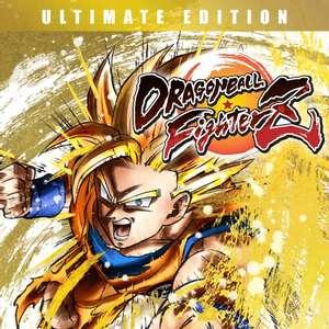 Jeu Dragon ball fighterz - ultimate edition sur Nintendo Switch (Dématérialisé)