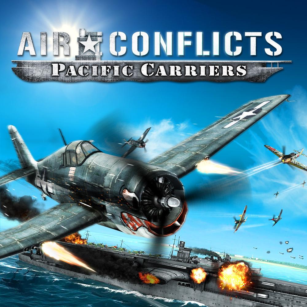 Air Conflicts: Pacific Carriers sur Nintendo Switch (Dématérialisé)