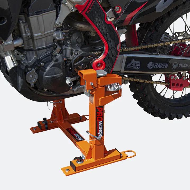 Système de Transport Proworks Quickload 125-500cc