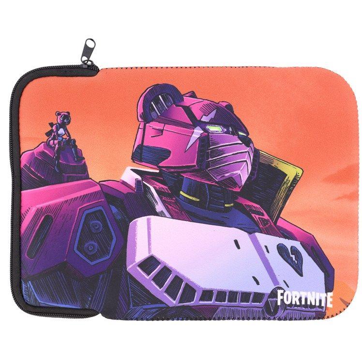 Housse protectrice pour tablette Fortnite - Coloris au choix, 20 x 27 cm