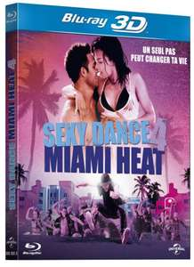 Blu-Ray 3D : Sexy Dance 4, Miami Heat