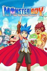 Monster Boy et le Royaume Maudit sur Xbox One (Dématérialisé)