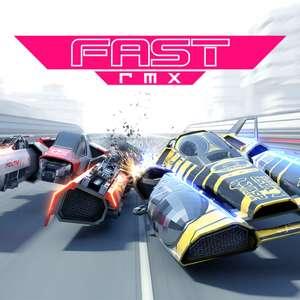Jeu Fast rmx sur Nintendo Switch (Dématérialisé, store Russie)