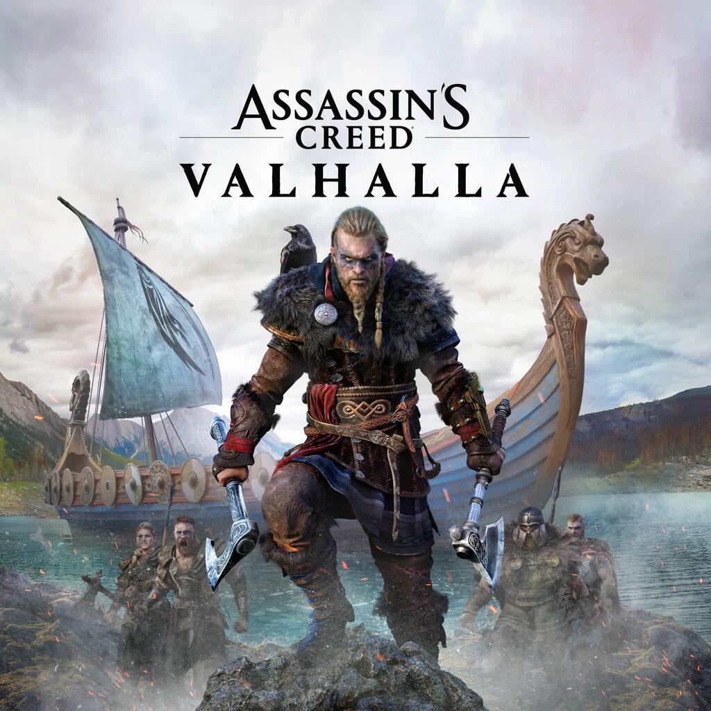 Sélection de Jeux Assassin's Creed en Promotion sur Xbox One et Series X|S - Ex: AC Valhalla Standard Edition (Dématérialisés - Store BR)