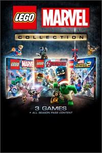 Collection Lego Marvel sur Xbox One & Series X|S (Dématérialisé - Store Brésil)