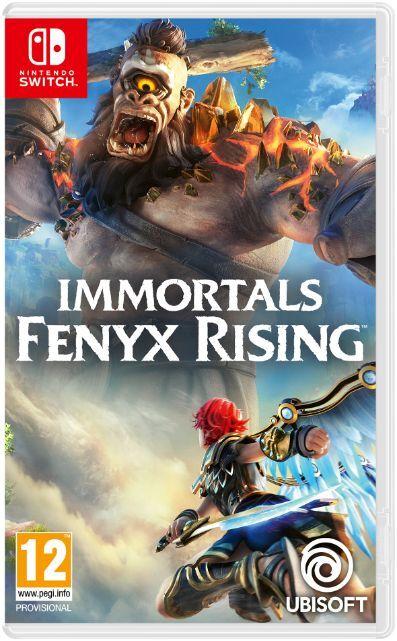 Immortals: Fenyx Rising sur Switch