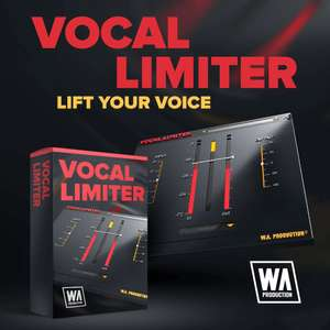 Plugin VST W. A. Production Vocal Limiter (waproduction.com)