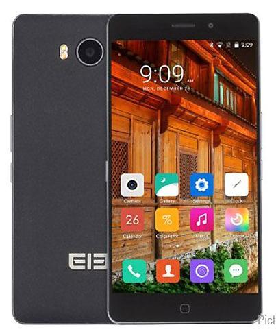 """Précommande: Smartphone 5.5"""" Elephone P9000 (4 Go RAM, 32 Go, Android 6.0)"""
