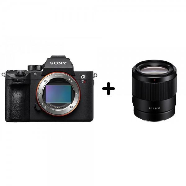 Appareils Photo Hybride Sony Alpha 7R III + 35/1,8 FE (lyon.images-photo.com)