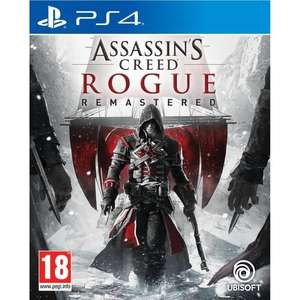 Assassin's Creed Rogue Remastered sur PS4