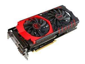 Carte graphique MSI AMD Radeon R9 390X Gaming 8 Go + Hitman