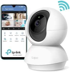 Caméra de surveillance TP-Link Tapo C200 - 1080p, Wi-Fi, Détection de mouvement, Vision nocturne