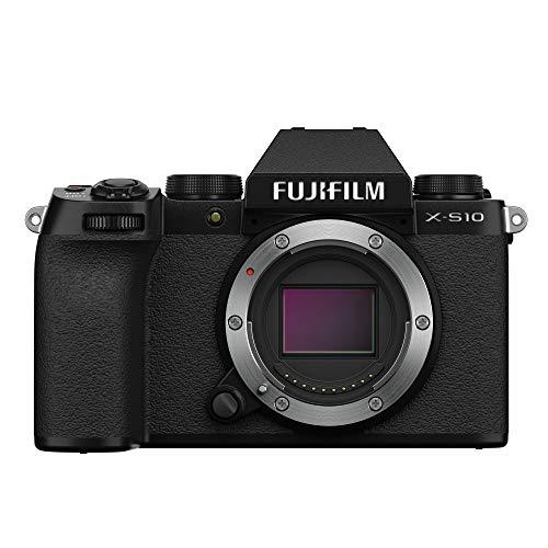 Appareil photo Hybride Fujifilm X-S10 + Fujinon XF 55 - 200 mm f/3.5 - 4.8 LM OIS