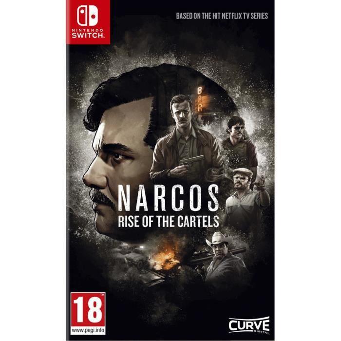 Narcos sur Nintendo Switch