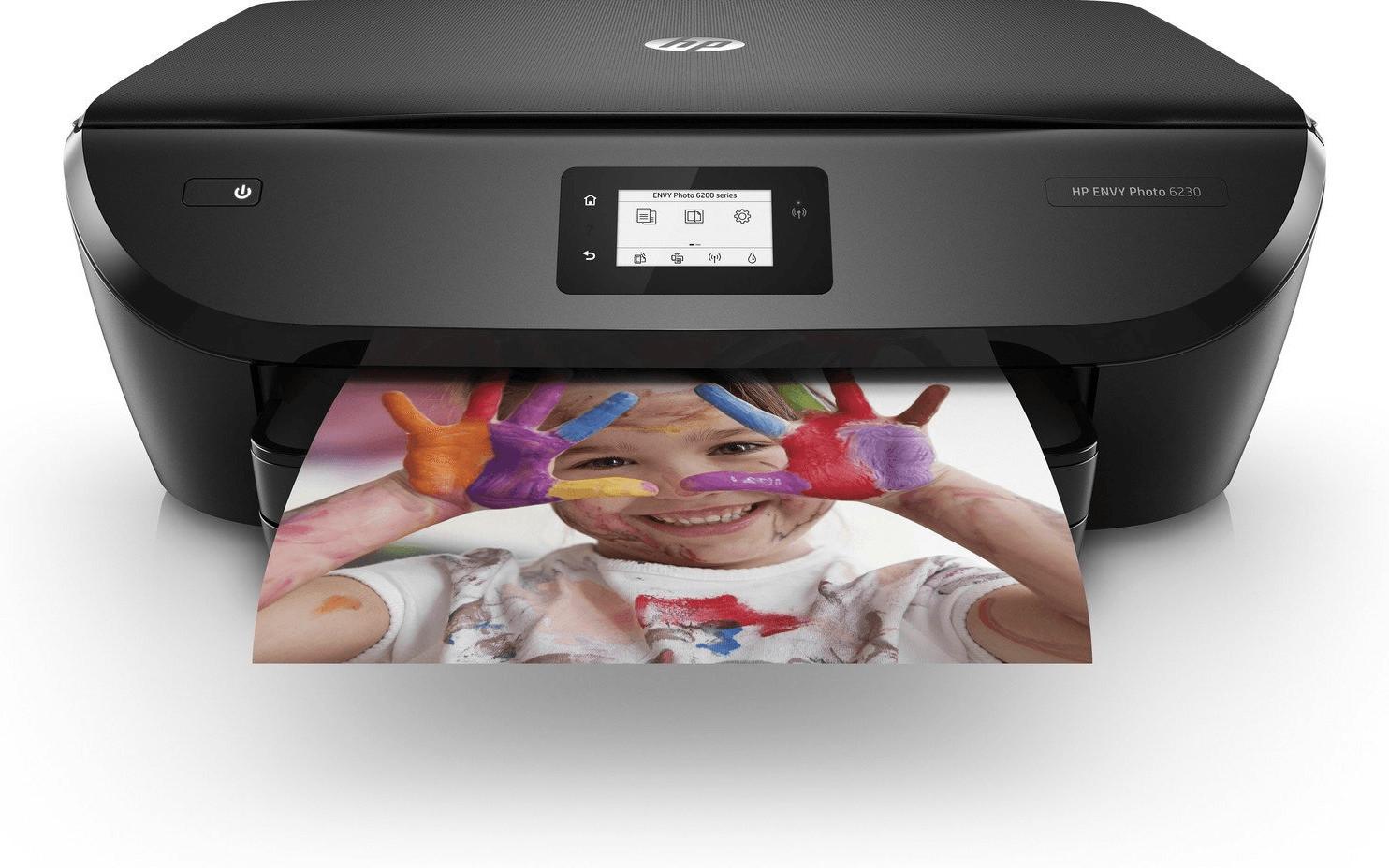 Imprimante multifonction à jet d'encre HP Envy Photo 6230 - avec 6 mois d'abonnement Instant Ink inclus