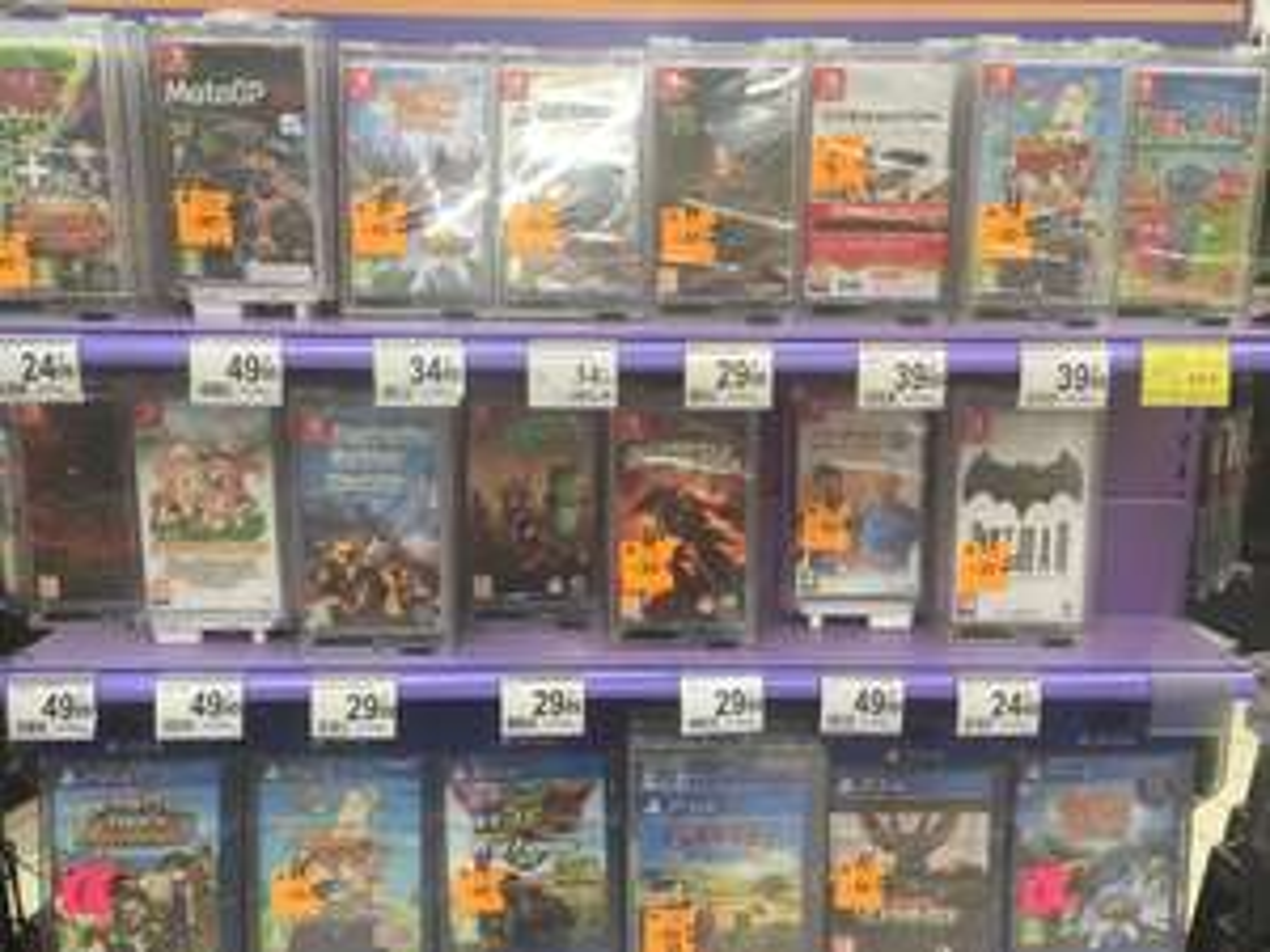 Oddworld Stranger's Wrath sur Nintendo Switch - Auchan Nantes St Sebastien (44)