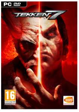 Tekken 7 sur PC - Saint Jean de Vedas (34)