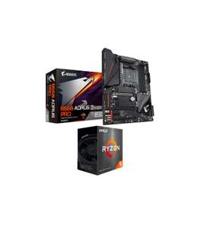 Kit Processeur Ryzen 7 5800X + Carte Mère B550 Aorus Pro Bios à jour (powerlab.fr)