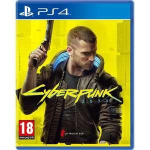 Cyberpunk 2077 sur PS4 & Xbox One (via 15,82€ en bon d'achat) - Varennes-sur-Seine (77)