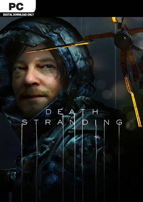 Jeu Death Stranding sur PC + DLC (Dématérialisé, Steam)