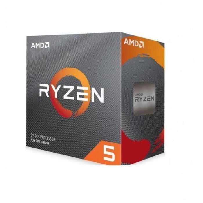 Processeur AMD Ryzen 3500x - AM4, 6 cœurs, 3,6/4,1 GHz