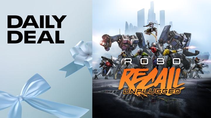 Jeu VR Robo Recall pour Oculus Quest 1/2 (Dématérialisé, Oculus)