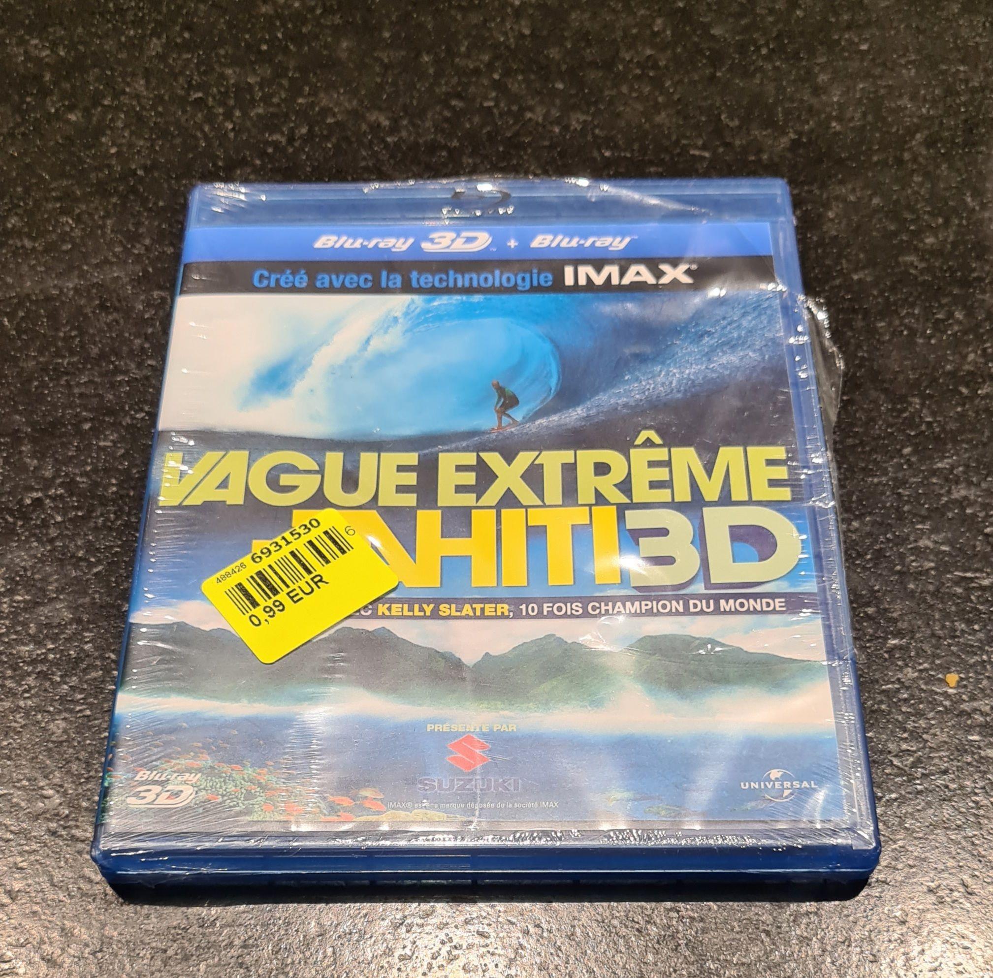 Blu-ray 3D+2D : Vague Extrême Tahiti - Noz Marsac sur l'isle (24)