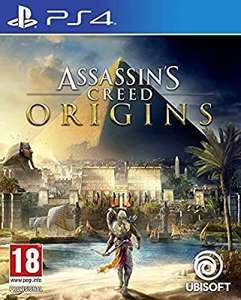 Jeu Assassin's Creed Origins sur PS4
