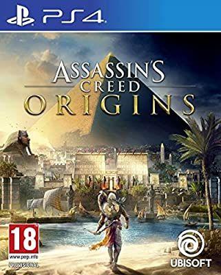 Jeu Assassin's Creed Origins sur PS4