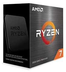 Processeur AMD Ryzen 7 5800X - 4.7GHz