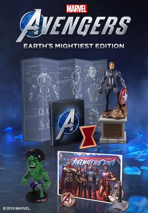 Sélection de produits en promotion - Ex: Marvel's Avengers Earth Mightiest sur PS4