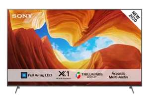 """TV LED 55"""" Sony KD-55XH9005 (2020) - 4K UHD, 100 Hz, Local Dimming, HDR 10/HLG, Dolby Vision & Atmos, HDMI 2.1 (Frontaliers Suisse)"""