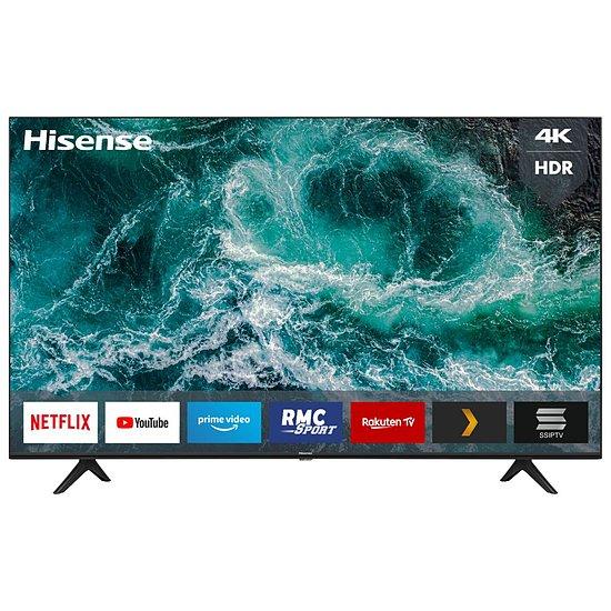 """TV 58"""" Hisense 58A7100F - 4K, D-LED, HDR10+ / HLG, Smart TV"""