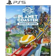 Jeu Planet Coaster sur PS5