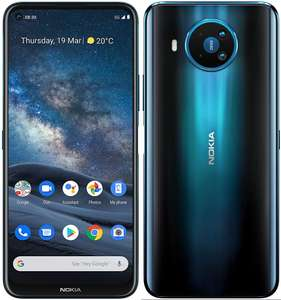 "Smartphone 6.8"" - Nokia 8.3 5G - Android One, Snapdragon 765G, 64MP, 4500mAh"