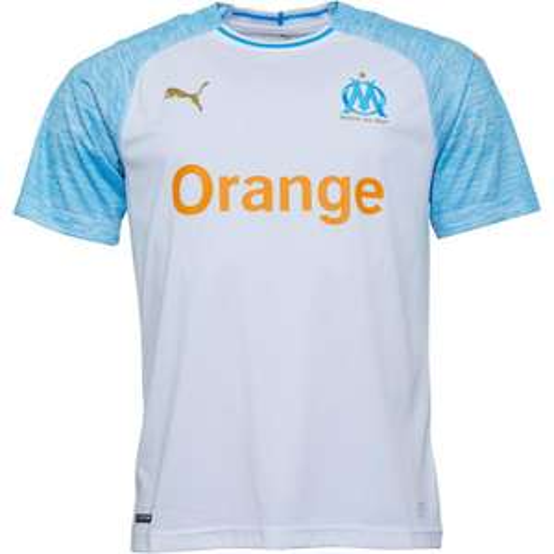 Maillot de football Puma OM Olympique de Marseille 18/19 (Taille S ou XS)