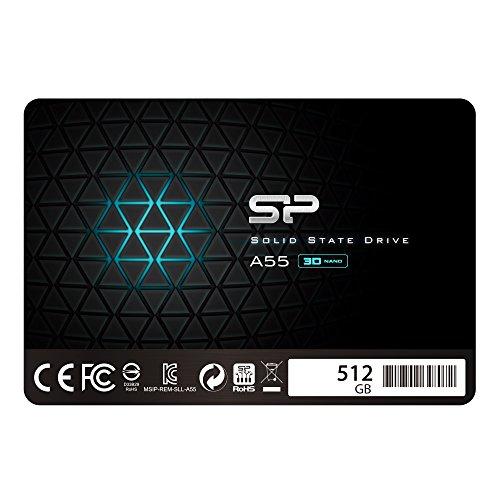 """SSD Interne 2.5"""" Silicon Power - 512 Go (Vendeur Tiers)"""