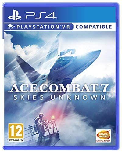 Ace combat 7 sur PS4