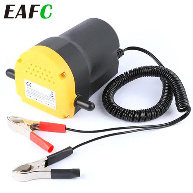 Pompe électrique pour huile et fluides - 60W, 12V