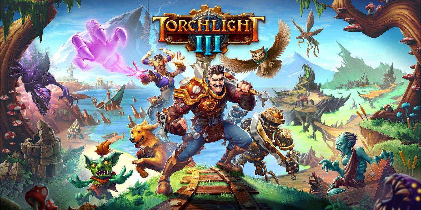 Jeu Torchlight III sur Nintendo Switch (Dématérialisé)