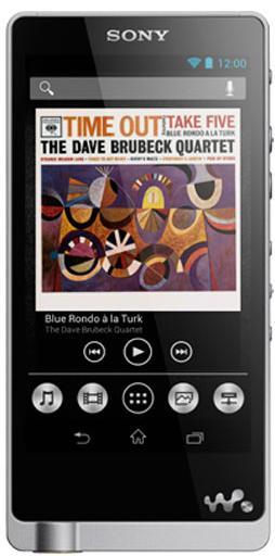 Baladeur audio haute fidélité Sony NWZ-ZX1 - 128 Go