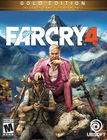Jeu Far Cry 4 - Édition Gold sur PC (Dématérialisé - Via coupon)
