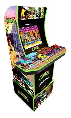 Borne d'arcade Tortues Ninja (7341) Arcade 1 up