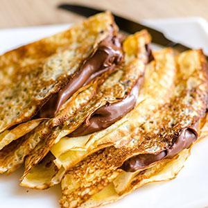 Crêpes Natures, au Nutella ou à la Chantilly offertes pour tout passage en caisse sans minimum d'achat - Saint-Paul-lès-Romans (26)