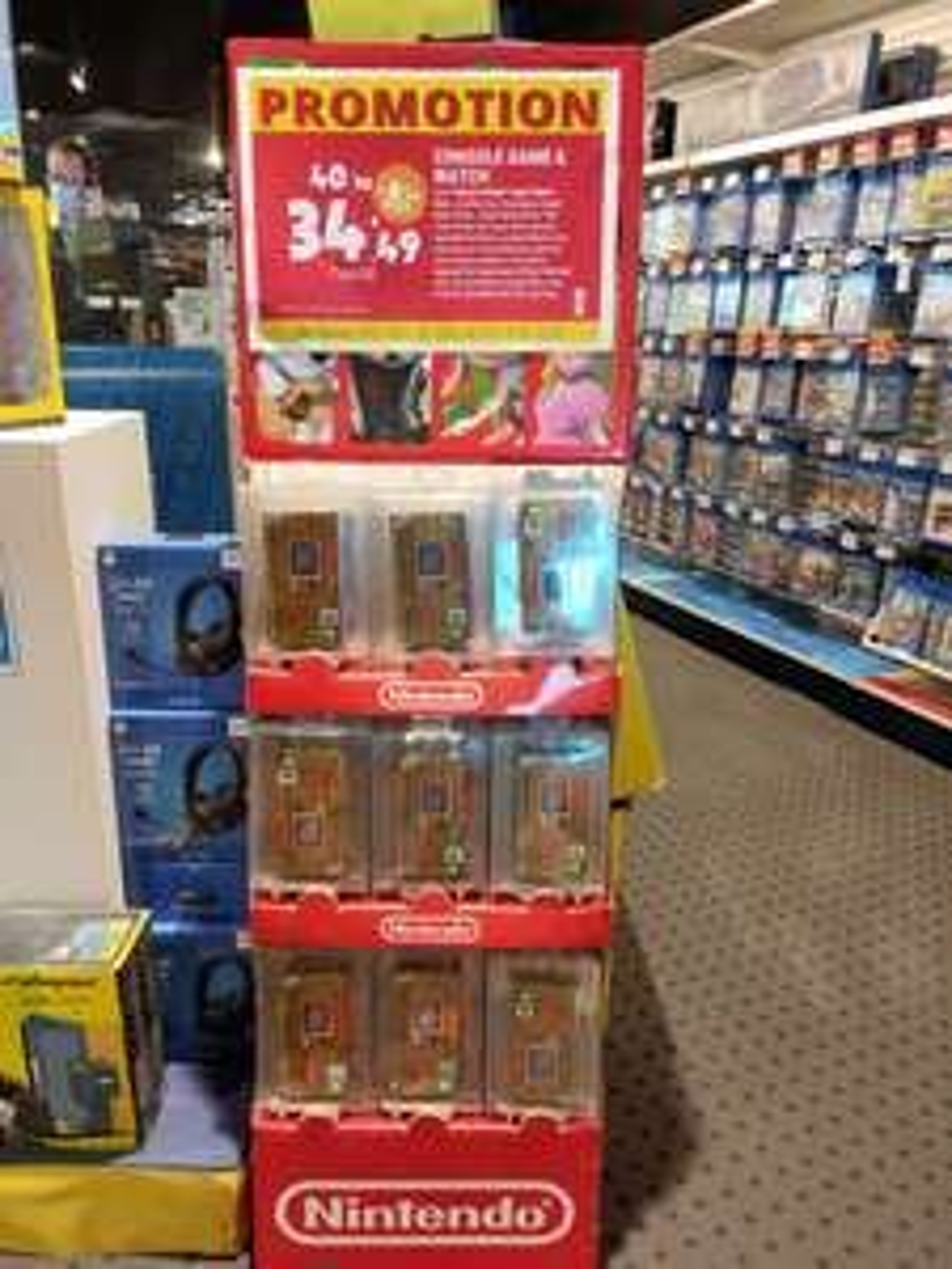 Console portable Nintendo Game & Watch Super Mario Bros. - La Roche-sur-Yon (85)