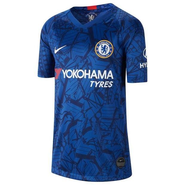 Maillot Nike Chelsea domicile 2019-2020 Junior - Toutes tailles