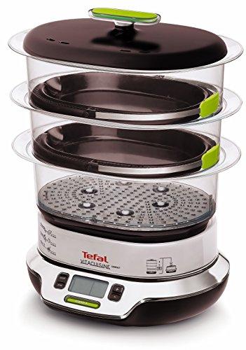 Cuiseur vapeur Tefal Vitacuisine compact VS4003 - 1800W
