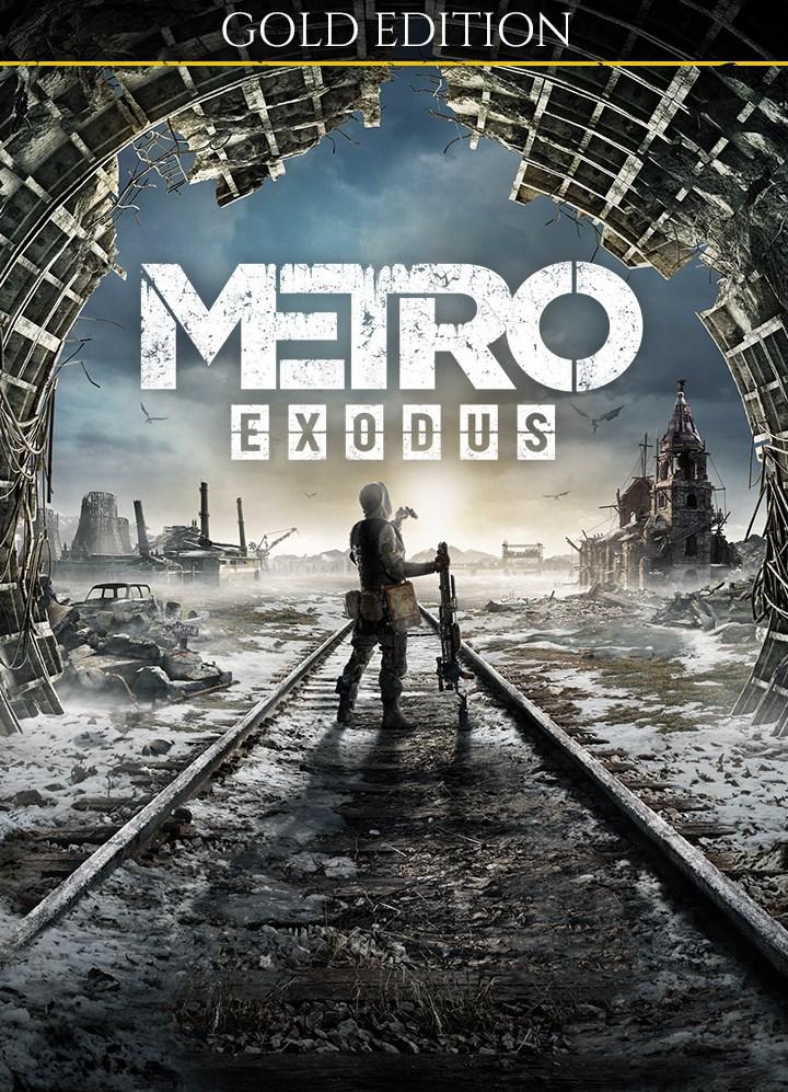Metro Exodus Gold Edition sur PC (Dématérialisé - Via coupon 10€)