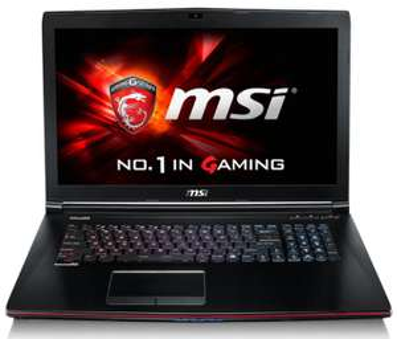 """7% de réduction sur une sélection de PC Portable MSI - Ex : PC Portable 17"""" GE72 2QF-265XFR - Intel I5-4210H, 8 Go de Ram, 1 To, GeForce GTX 970M"""