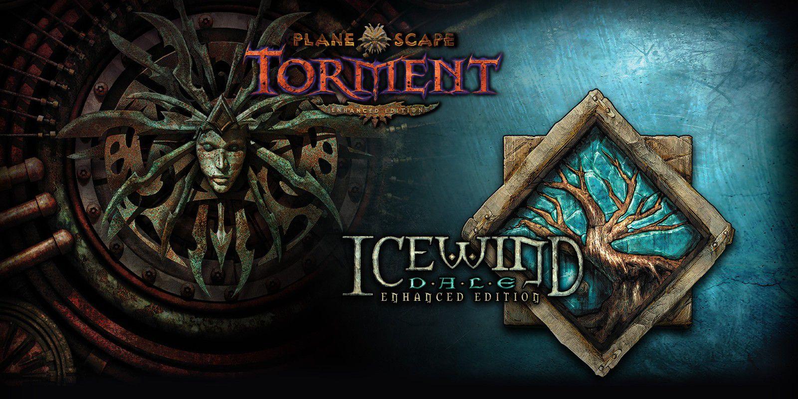 Jeu Planescape: Torment & Icewind Dale: Enhanced Editions sur Nintendo Switch (Dématérialisé)
